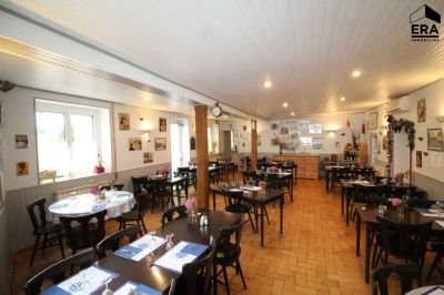 restaurant Luthenay Uxeloup